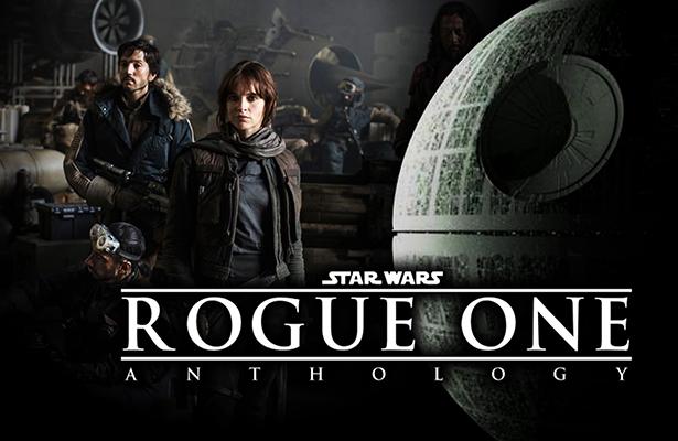 "Revelan pósters de ""Rogue One: A Star Wars Story"""