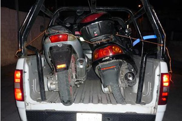 Cinco sujetos le quitaron una motocicleta a un hombre en Izúcar