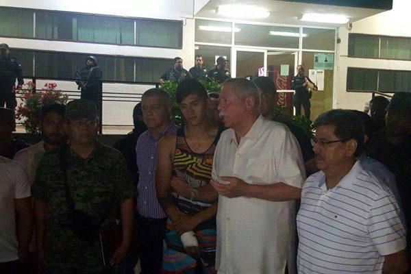 Detienen a uno por secuestro de Alan Pulido