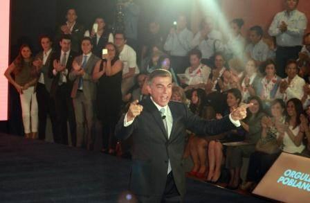 """Antonio Gali Fayad, candidato a gobernador de la alianza """"Sigamos Adelante"""", presentó su Plan Para Puebla"""