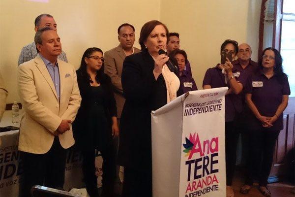 Creará Consejo de la Judicatura para vigilar a jueces: Ana Teresa
