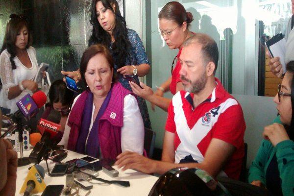 Ana Tere hará cierre de campaña simbólico en El Carolino