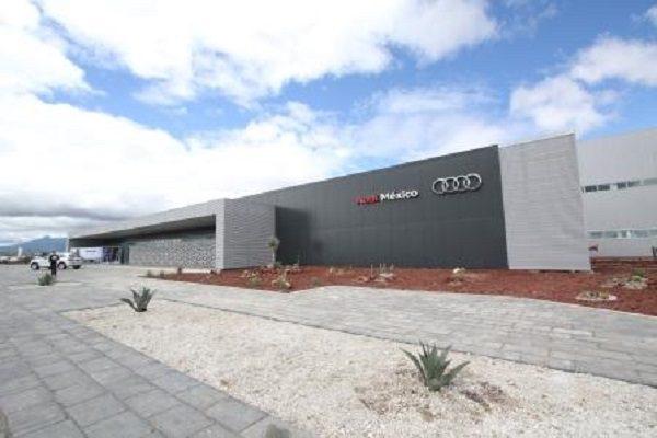 Inaugurará Audi nueva fábrica el 30 de septiembre