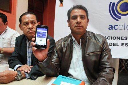 Surge Acelera, otra aplicación para taxis