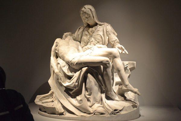 Exhibirán en Puebla réplicas de las obras de Miguel Ángel Buonarroti