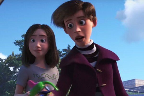 "Cinta animada ""Finding Dory"" presenta a la primera pareja lésbica"
