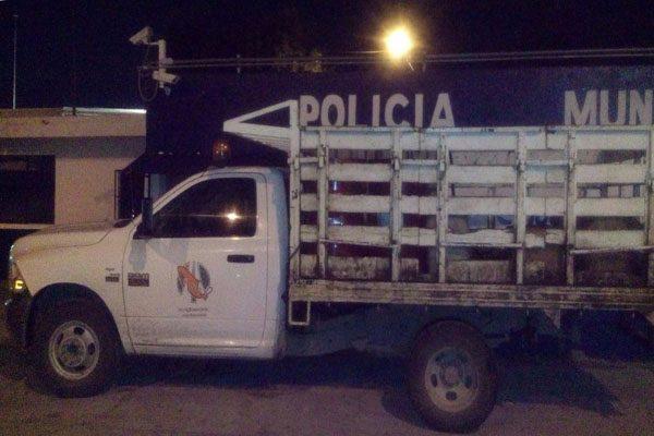 Detienen a 3 en la Belisario Domínguez por mal manejo de hidrocarburo