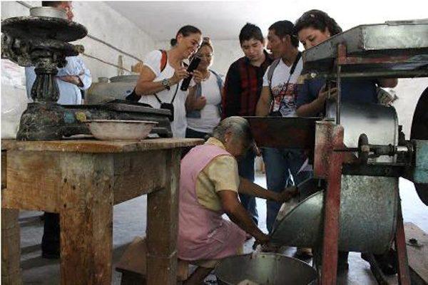 Artesanos de Huaquechula, invitados de honor en la Riviera Maya