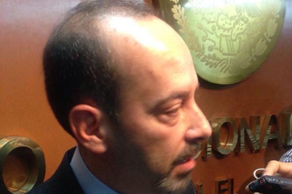 """""""Inviable"""" que INE participe en el PREP: Marco Rodríguez"""