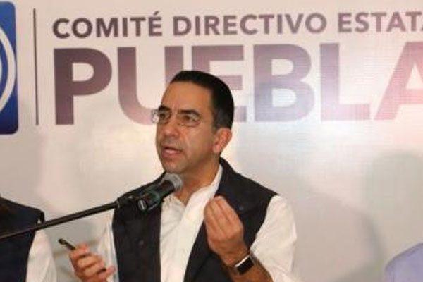 Acusa PRI sin sustento atentado a militante, responde Javier Lozano