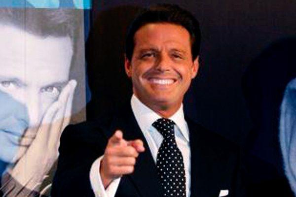 Pierde demanda millonaria Luis Miguel