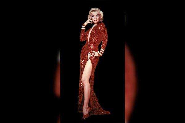 Se cumplen 90 años del natalicio de Marilyn Monroe