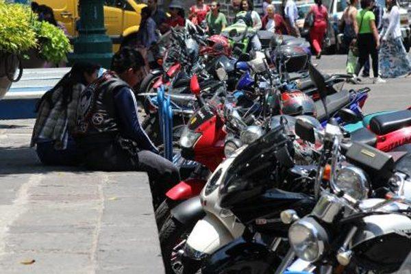 Se acaba el plazo para emplacamiento de motocicletas