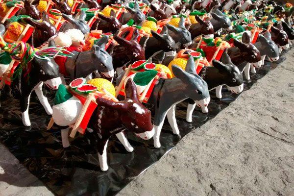 """Jueves de celebración de """"Corpus Christi"""" o Día de Las Mulas"""