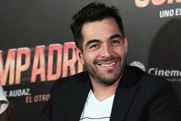 """Omar Chaparro dará voz a """"Condorito"""" en la pantalla grande"""