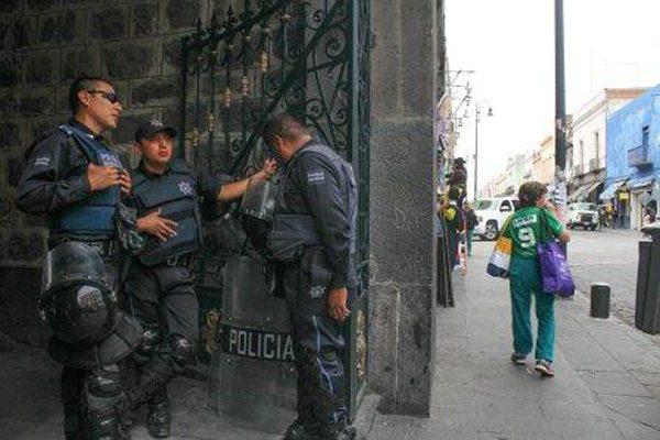 Policías encabezan top de los más corruptos