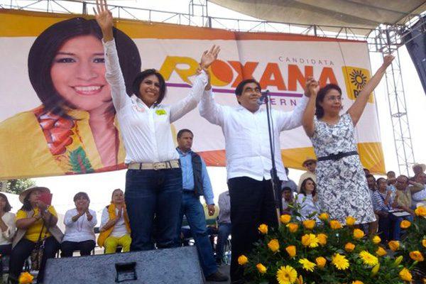 El PRD recuperó su identidad: Roxana Luna Porquillo