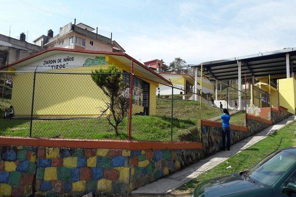 Intentan robar jardín de niños en Teziutlán
