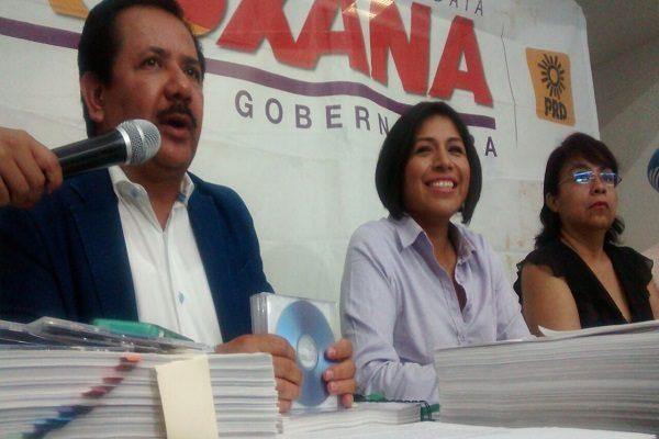 Gali rebasó tope de campaña: Roxana Luna Porquillo