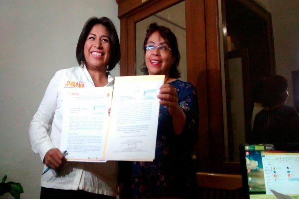 Presenta Roxana iniciativa de Ley de Amnistía a presos políticos