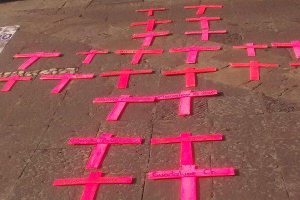 Reportan 34 feminicidios de enero a mayo en Puebla