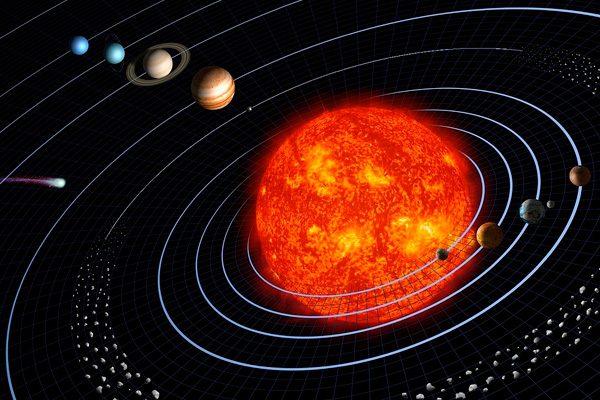 Algunos datos importantes sobre nuestro Sistema Solar