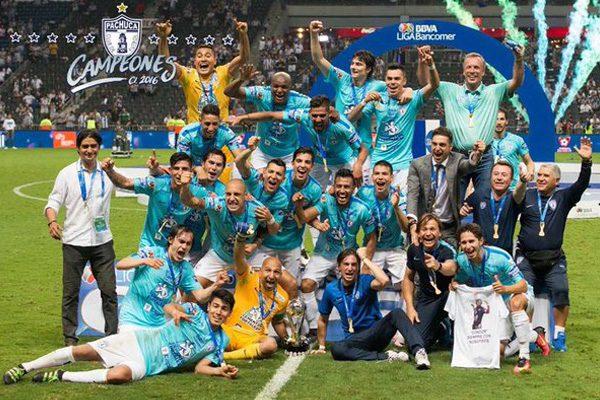 Pachuca se corona como nuevo campeón del fútbol mexicano