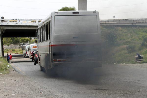 Fuera de circulación autos contaminantes