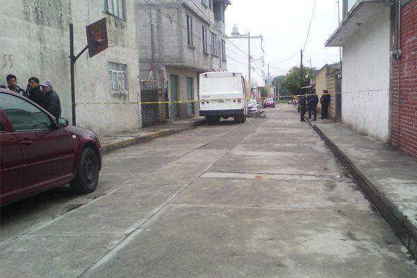 Asesinan a inocente en San Martín Texmelucan