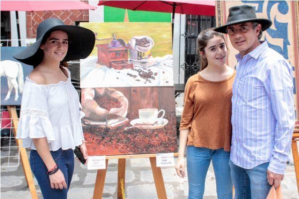 Magna celebración de aniversario de la Unión de Artes Plásticas de Puebla
