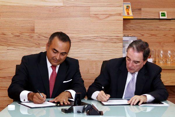 Suscriben Auditoría Puebla e INAP convenio de colaboración
