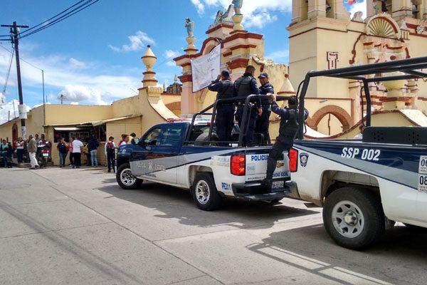 Exigen regidores de Chiautzingo destitución de alcalde