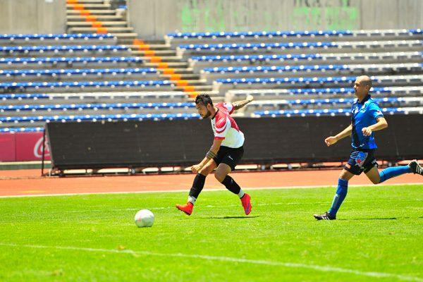 Lobos BUAP golea a Puebla Sub-20 en partido de preparación
