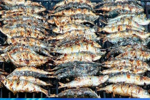 San Juan y las sardinas
