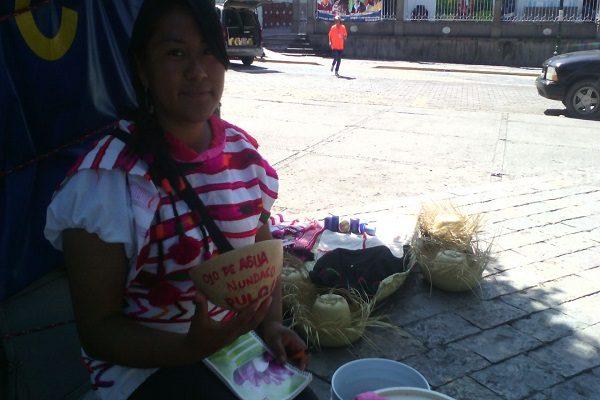 Arriban artesanos oaxaqueños a Izúcar de Matamoros