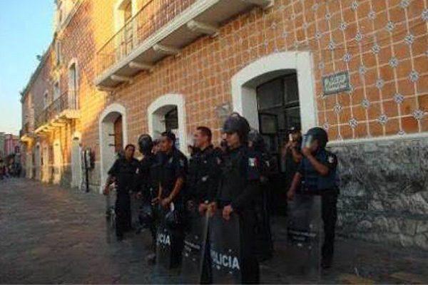 Denuncian abusos de autoridades en Cereso de Atlixco