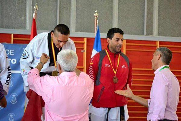 Poblano gana dos medallas en Campeonato Europeo de Policías y Bomberos
