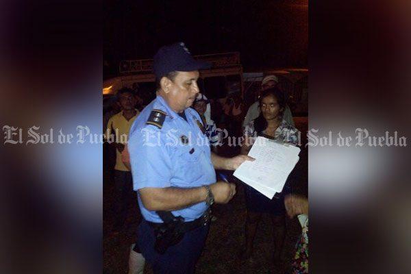 Atlixquense fue obligado a firmar documento por la policía de Nicaragua