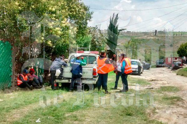 Confirman hallazgo del cuerpo del niño arrastrado por el Atoyac