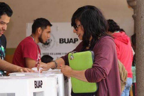En calma transcurren elecciones a director en facultades de la BUAP
