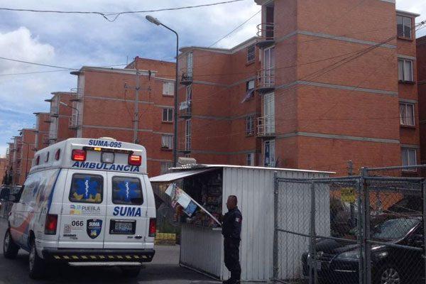 Niño de cuatro años cae desde un tercer piso, estaba solo