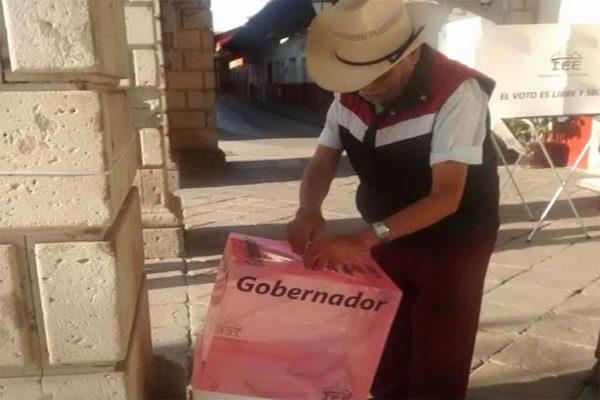En un ambiente pacífico se desarrollan los comicios en la región de Tecamachalco