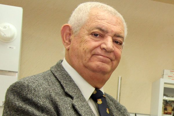 Adiós Chapela, hombre clave del Laboratorio de Supercómputo BUAP