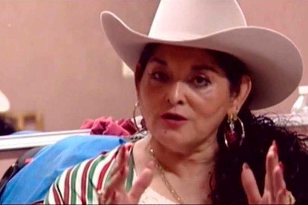 Fallece la cantante sinaloense Chayito Valdez a los 70 años de edad
