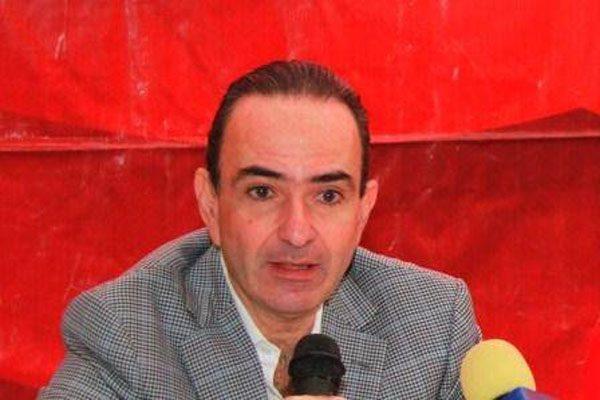 El PRI no va a impulsar ni a vetar a nadie: Jorge Estefan Chidiac