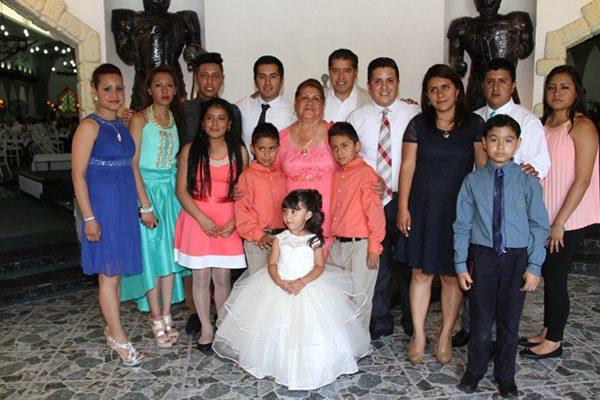 Festejó Guadalupe Cruz Coca su cumpleaños número 83