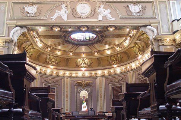 Tiene el Legislativo de Puebla uno de los menores presupuestos del país