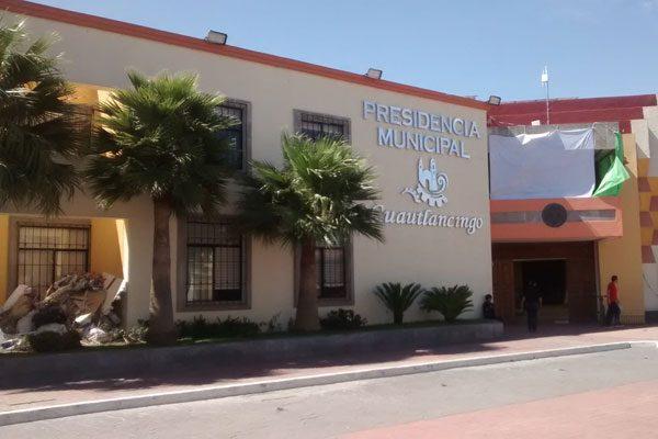 Ayuntamiento tlaxcalteca invade territorio poblano