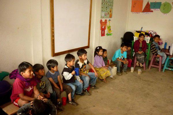 Detectan desnutrición en niños de 3 a 10 años en Nopalucan
