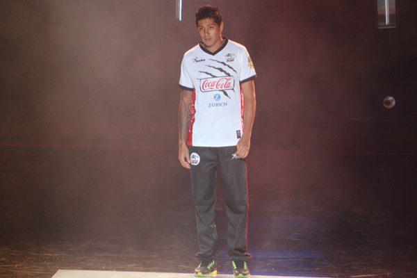 Diego Jiménez entrará al Apertura 2016 con la mira afinada para Lobos